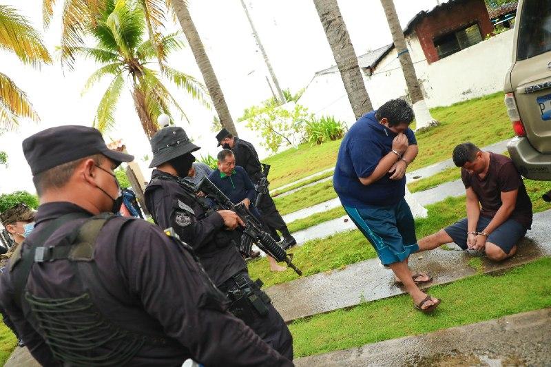 Capturan a integrantes de una estructura criminal de narcotráfico en La Costa del Sol