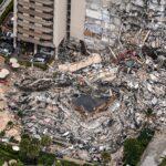 Derrumbe de edificio en Miami deja al menos cuatro personas muertas y 159 desaparecidos