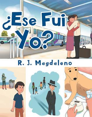 Roberto Magdaleno lanza su libro ¿Ese fui yo?