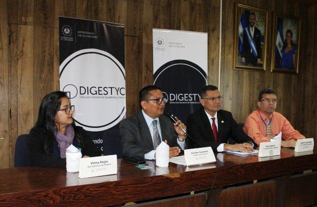 DIGESTYC presenta plan de trabajo para el quinquenio: incluye modernización institucional, Censo de Población y Vivienda y creación del Instituto Salvadoreño de Estadística (ISE)