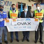 España dona más de 300 mil vacunas de AstraZeneca a Guatemala