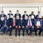 La Fesfut presenta a los nuevos entrenadores graduados de la AEFES